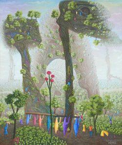 L'Arme et les Fleurs by Jonal Profil