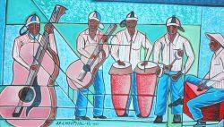 Les Musiciens by J F Casimir