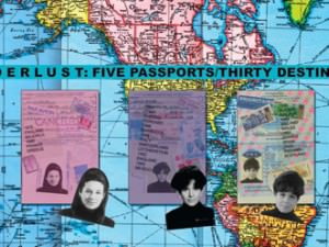 Wanderlust: Five Passports/30 by Willie Marlowe