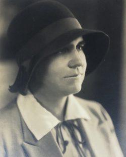 Woman's Portrait by Bayard Wootten