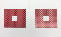 XIII-1 by Josef Albers (1888-1976)