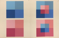 XIV-1 by Josef Albers (1888-1976)