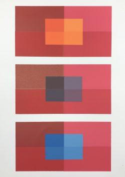 XIV-2 by Josef Albers (1888-1976)