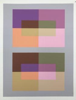 XIV-3 by Josef Albers (1888-1976)