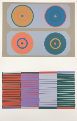 XVI-3 by Josef Albers (1888-1976)