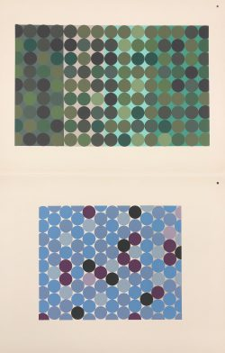 XVIII-2 by Josef Albers (1888-1976)