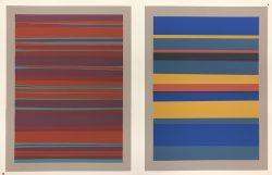 XVIII-7 by Josef Albers (1888-1976)