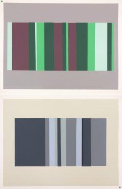 XVIII-8 by Josef Albers (1888-1976)
