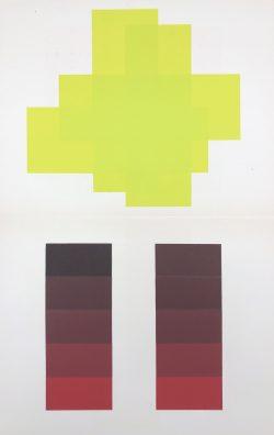 XX-1 by Josef Albers (1888-1976)