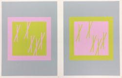 XXII-2 by Josef Albers (1888-1976)