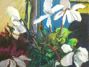 Cyclamen Suite IV by Joseph Cave