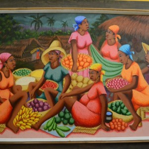 Master Works of Haitian Art: Pieces from the collection of Norvel and Isabelita Burns, in memory of Bob Burns