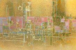 Segmental Mosaic by Joe Cox