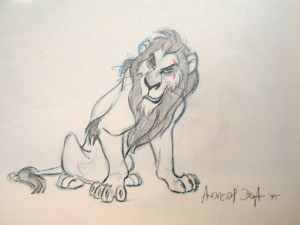 Scar by Walt Disney Studios