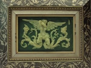 Foliate Siren Grotesque by Campbell Glynn Paxton