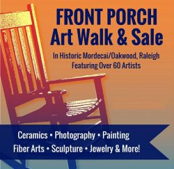 10th Annual Front Porch Art Walk: Featuring Watson Brown