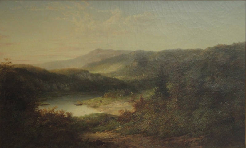 Welsh Mountains, Conestoga, PA by William C. A. Frerichs