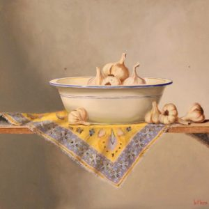 New Still Life Oils by Bert Beirne