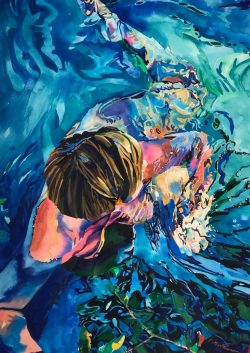 Janet's Pool by Tom MacPherson