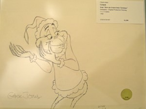 Grinch by Chuck Jones