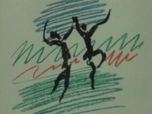 Le Danse by Pablo Picasso
