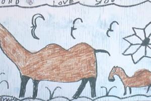 Camels by Reuben Miller