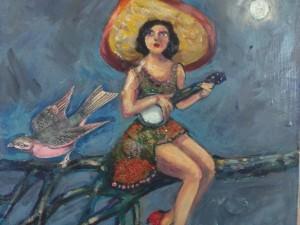 Mona Liza by Liza Brenner