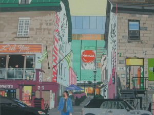 Montreal Manga by Keiko Genka