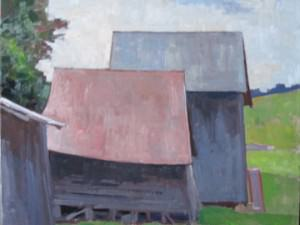 Outbuildings by Tony Griffin