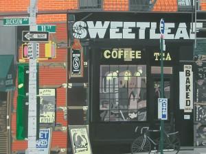 Sweet Caffeine by Keiko Genka